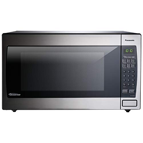 Panasonic Microwave Oven NN-SN966S Stainless Steel Built-In