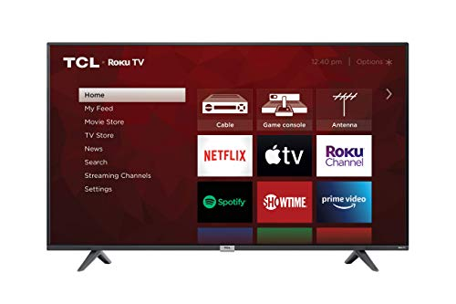 TCL 4K Smart LED TV, 50 inch (50S435)