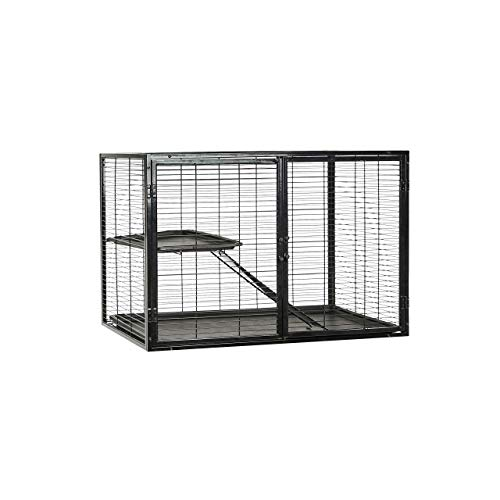 AmazonBasics Small Animal Metal Pet Cage