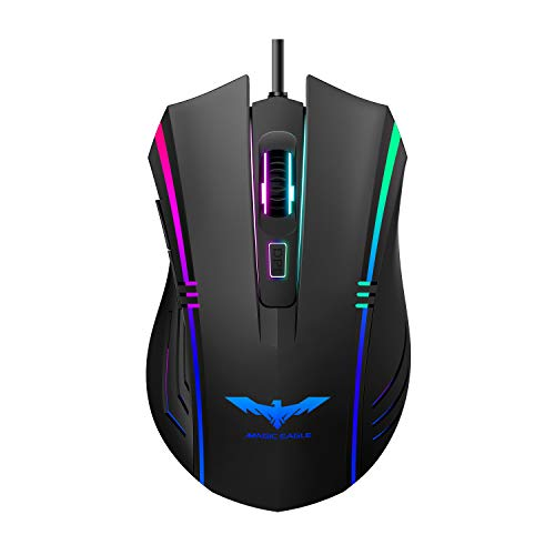 Havit Gaming Mouse RGB Wired