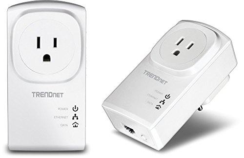 TRENDnet Powerline 500 AV Nano Adapter Kit