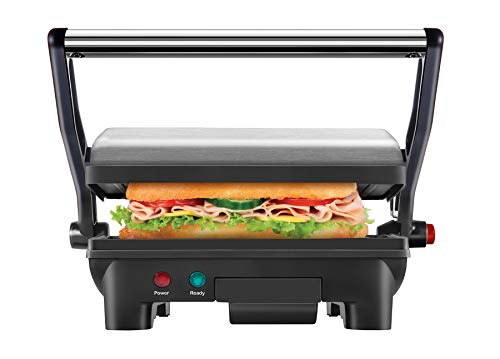 Chefman Electric Panini Press Grill and Gourmet Sandwich Maker