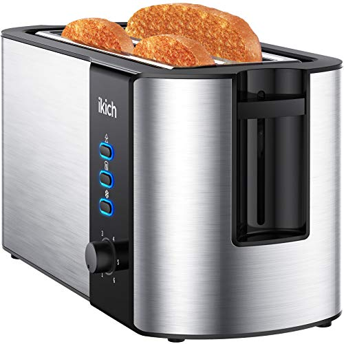 IKICH Toaster 2 Long Slot, Toaster