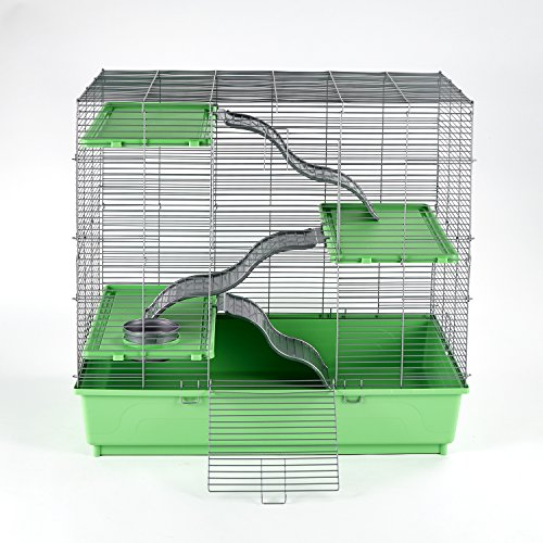Kaytee My First Home 30 X 18 Multilevel Hamster Cage