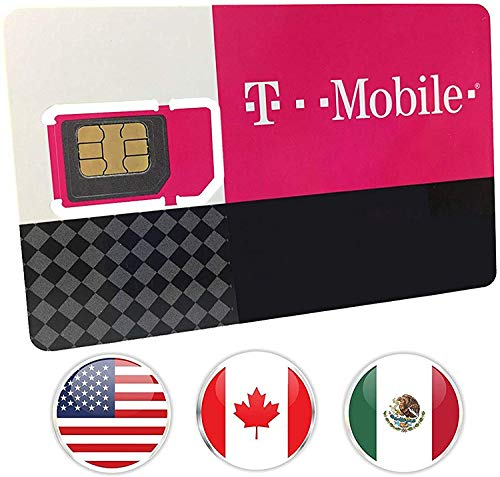 T-Mobile Prepaid SIM Card Talk, Text & Data (20 Days)