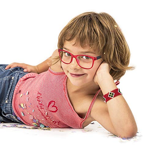 ZENOTTIC Kids Blue Light Blocking Glasses