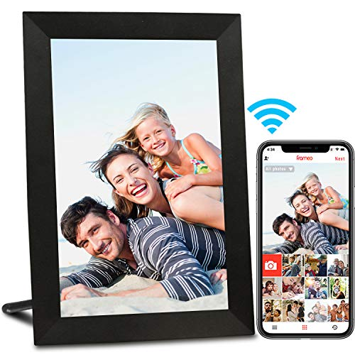 AEEZO WiFi Digital Picture Frame, IPS Touch Screen