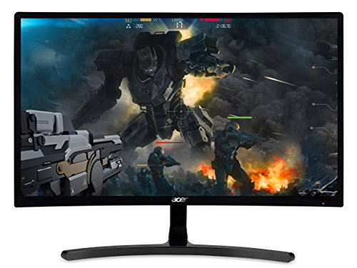 """Acer Gaming Monitor 23.6"""" Curved 1920 x 1080 144Hz"""