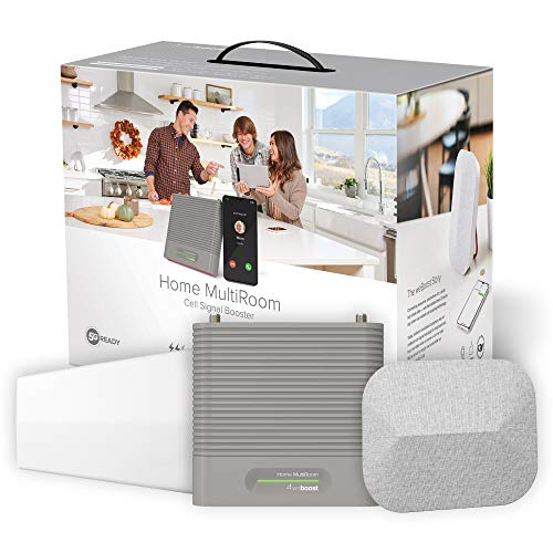 weBoost Home MultiRoom (470144) Cell Phone Signal Booster Kit