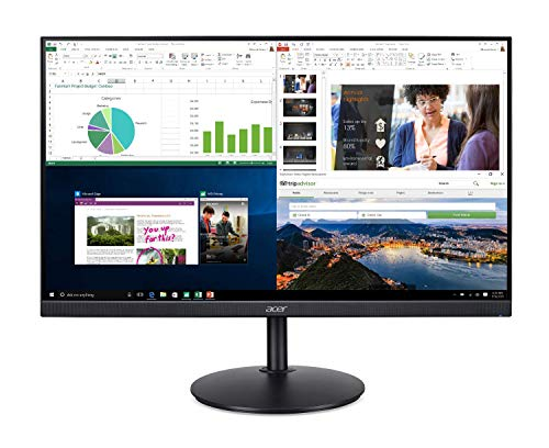 Acer CB2-27' Widescreen Monitor Display 1920x1080 75 Hz 16:9 1ms VRB 250 Nit (Renewed)