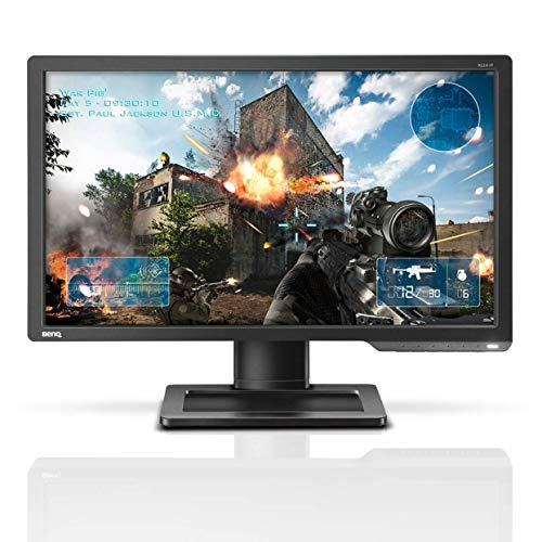 BenQ ZOWIE XL2411P 24 Inch 144Hz Gaming Monitor | 1080P 1ms | Black eQualizer & Color Vibrance for Competitive Edge