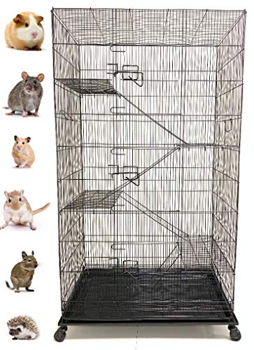 Large 4/5-Levels Rat Cage