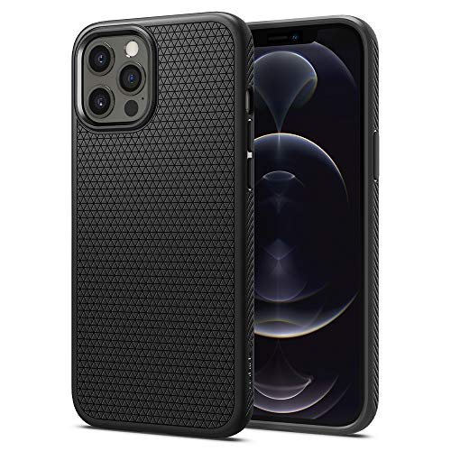 Spigen Liquid Air Armor Designed for iPhone 12 Case (2020)