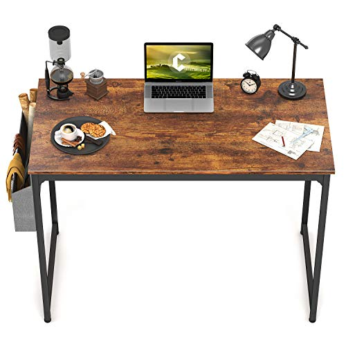 CubiCubi Study Computer Desk 32 Inch Home Office Writing Small Desk