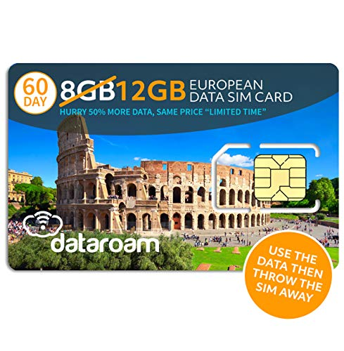 Cellhire Data SIM Card 8GB