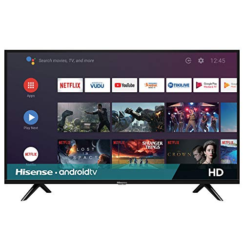 Hisense 32-Inch 32H5500F Class H55 Series Android Smart TV