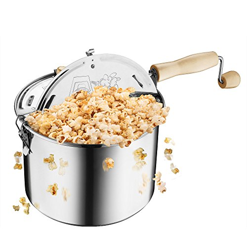 Great Northern Popcorn Original Stainless Steel Stove