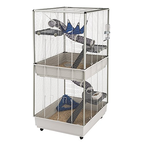 Ferplast Tower Two-Story Rat Cage | XXL