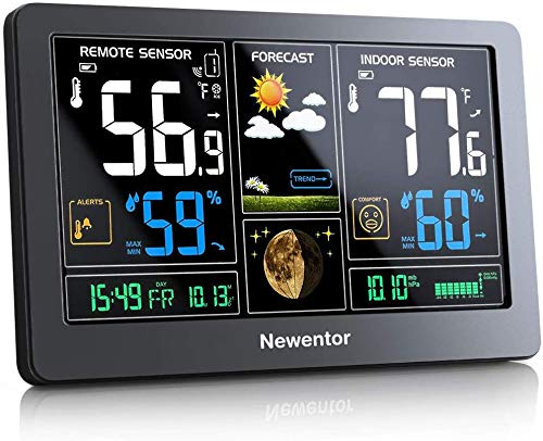 Newentor Weather Station Wireless