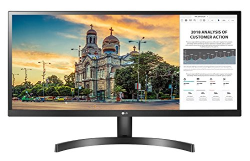 LG 29 29WK500-P LED IPS LCD Monitor Dual HDMI UltraWide 21:9