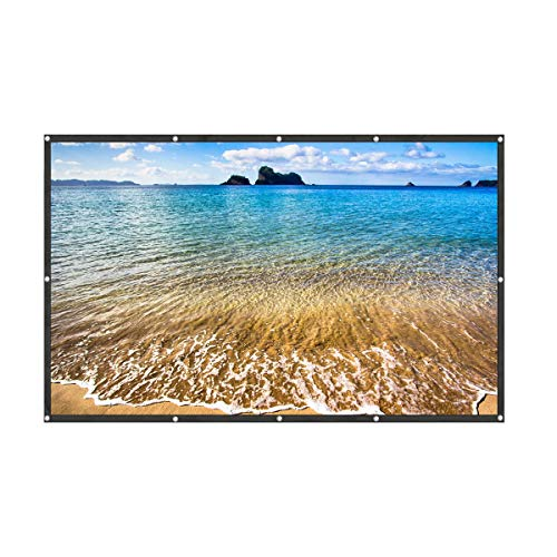 OWLENZ Projector Screen 16:9 HD