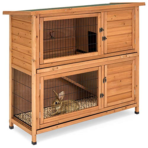 Best Choice 2-Story Wooden Cage