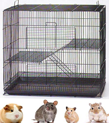 3-Levels Chinchilla Cage