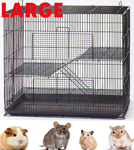 Mcage Three Size, 3 Level Rat Cage