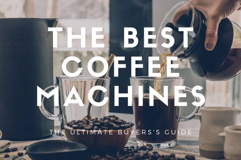 best coffee machine home