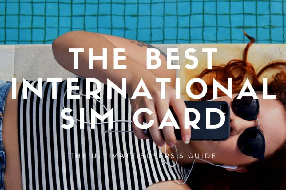 best international sim card