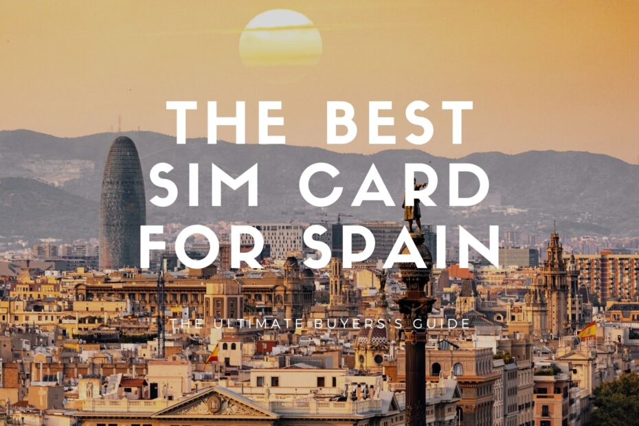 best spain sim card