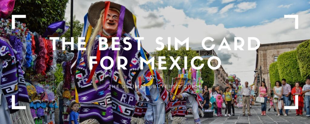 best mexico sim card