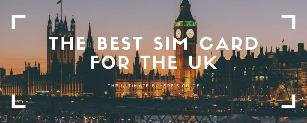 best uk sim card