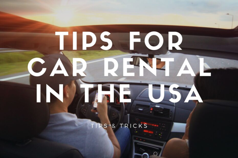 car rental usa