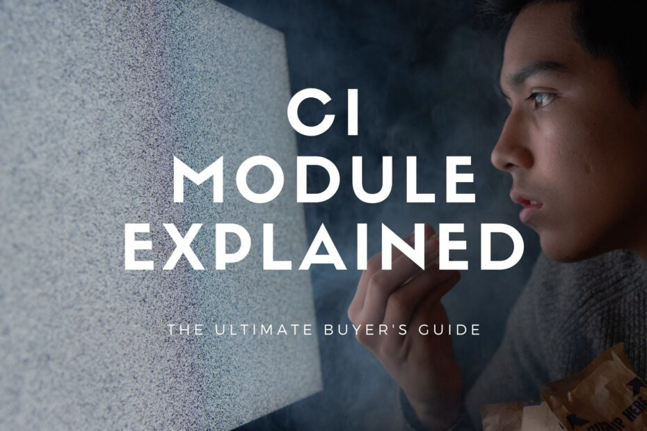 what is a ci module