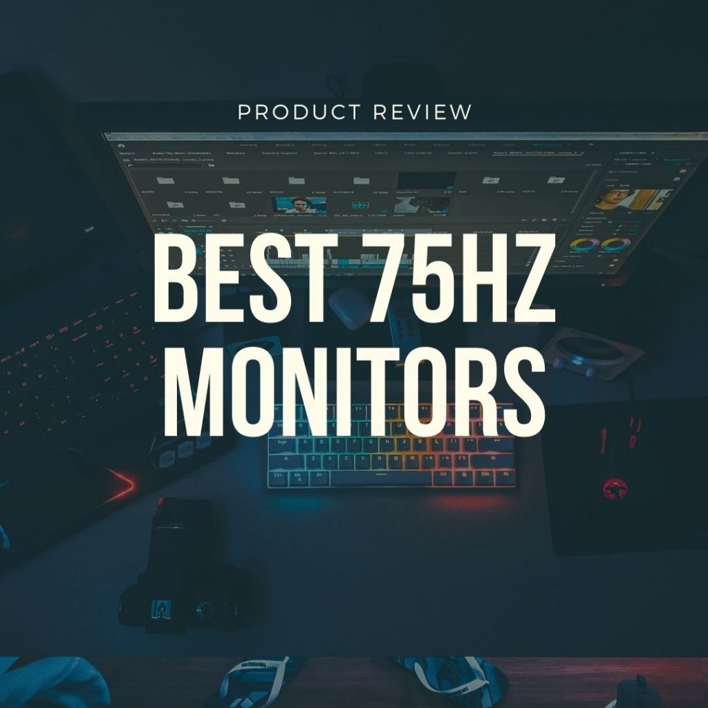 best 75hz monitors