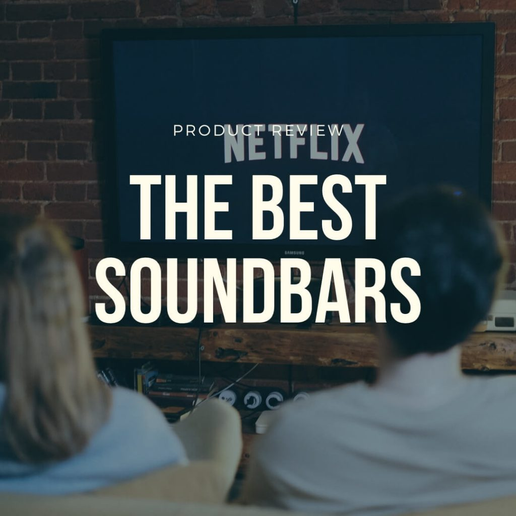 product review best soundbars