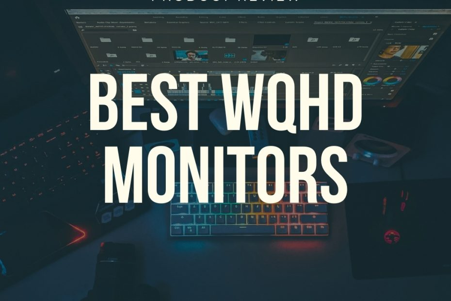 best wqhd monitors