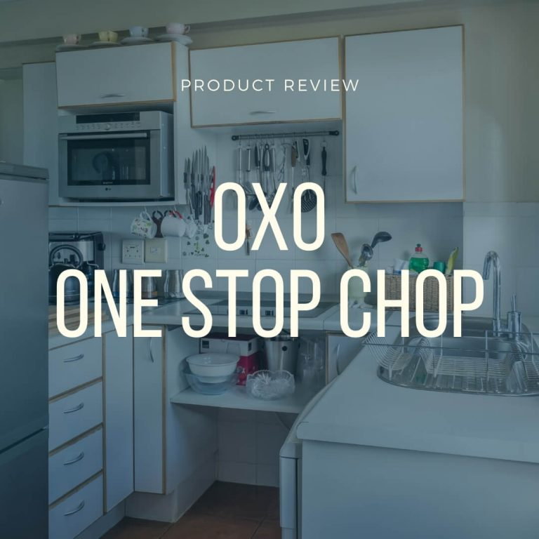 oxo one stop chop review