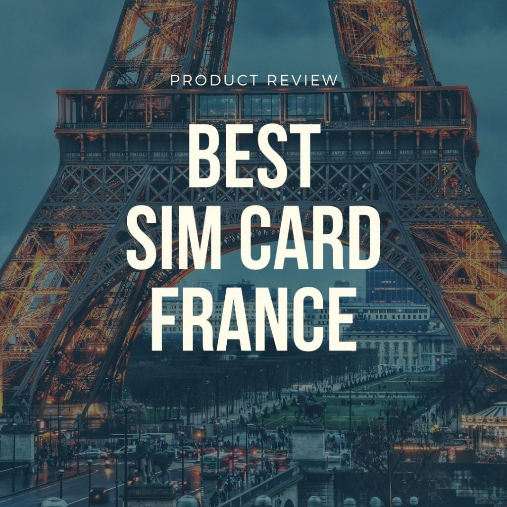 best sim card france