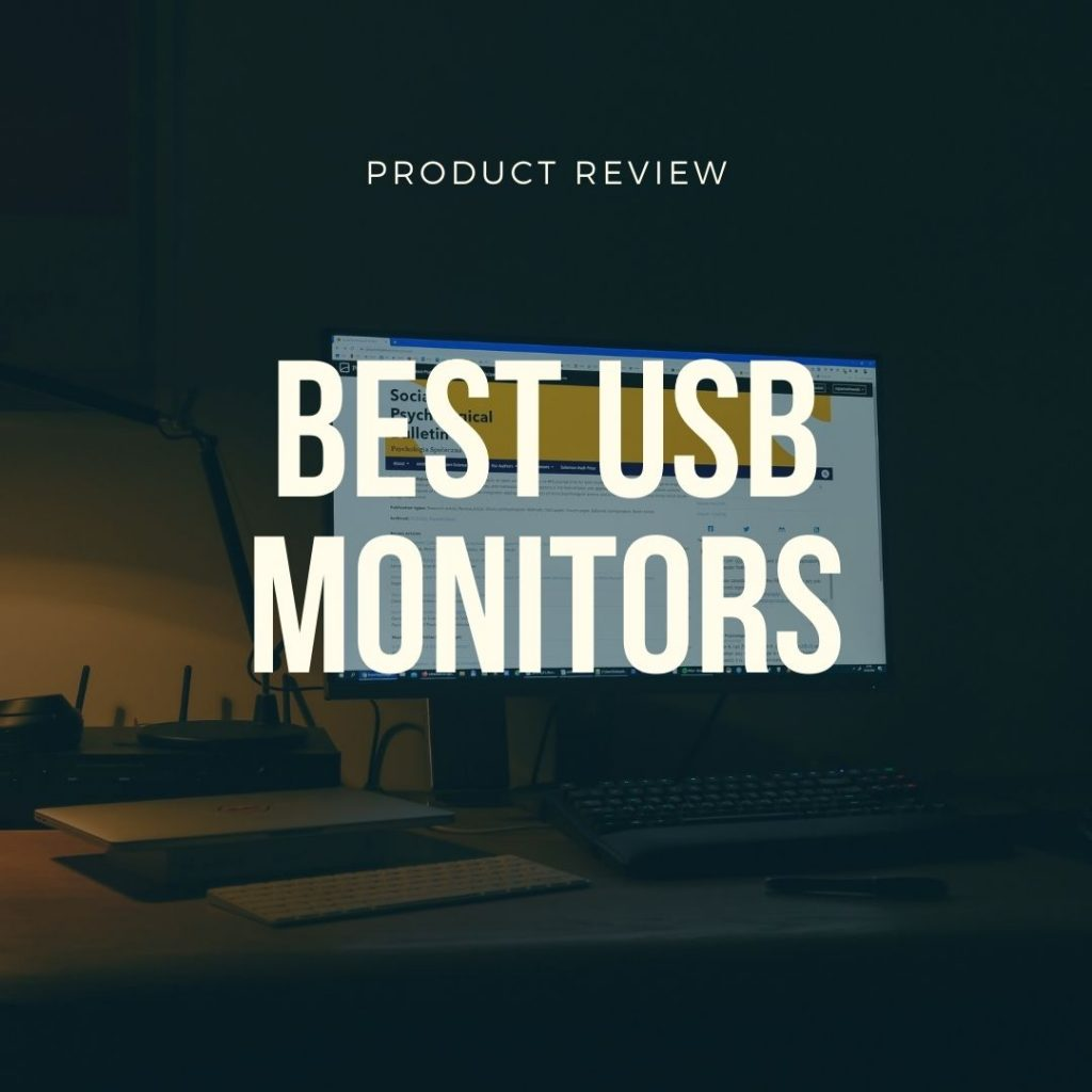 best usb monitors