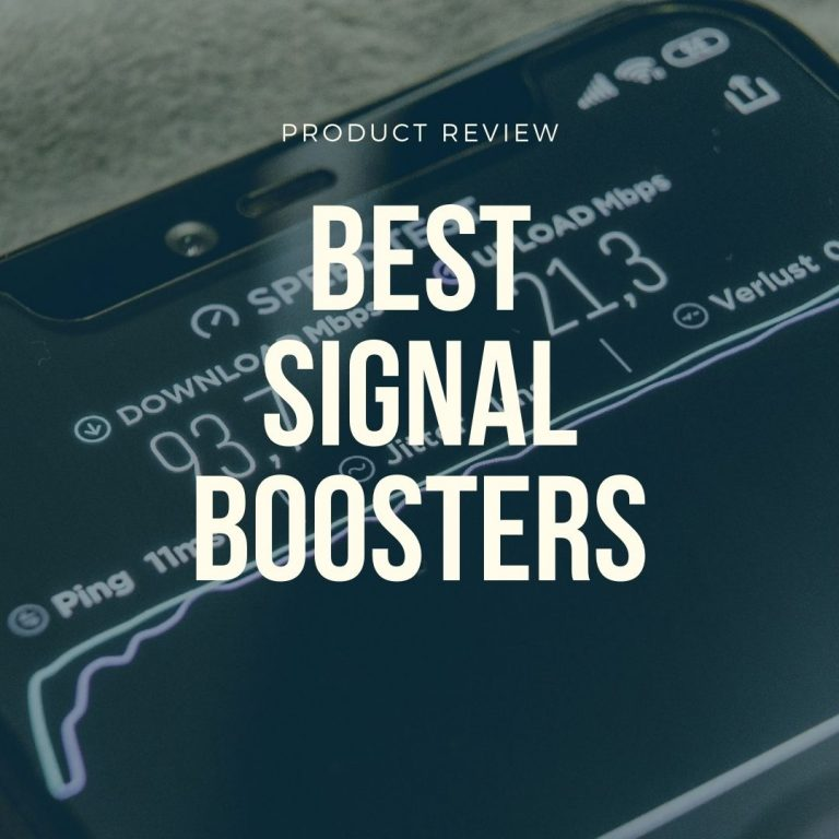 best cell phone signal boosters
