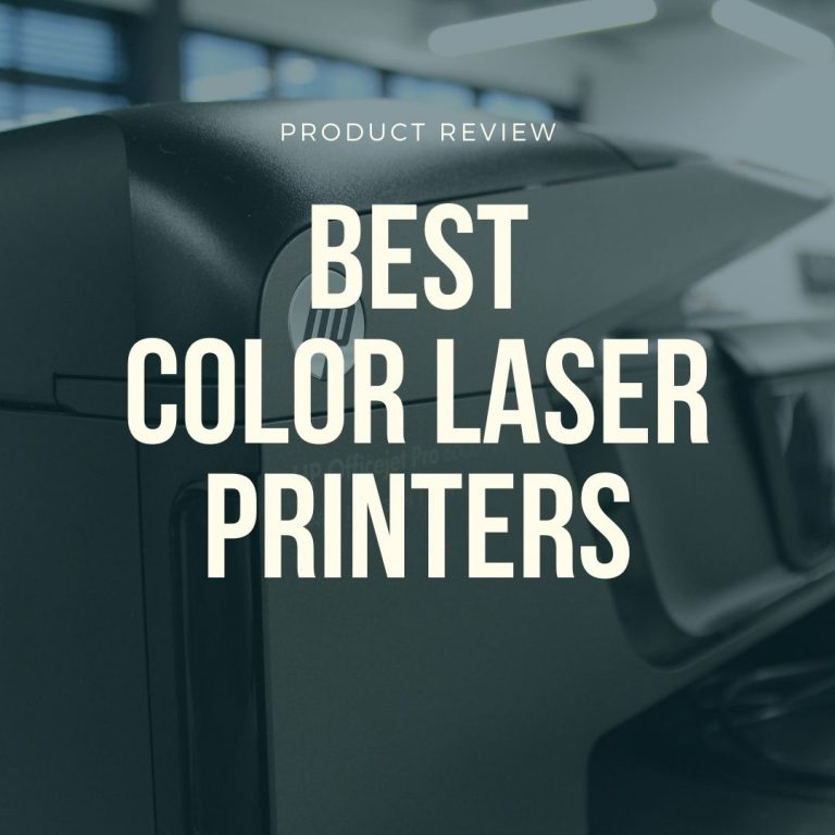 best color laser printers