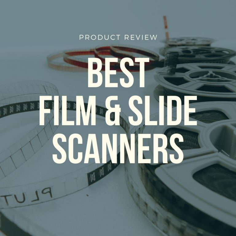best film slide scanners