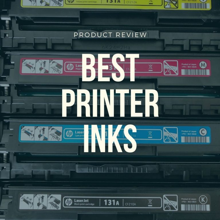 best printer inks