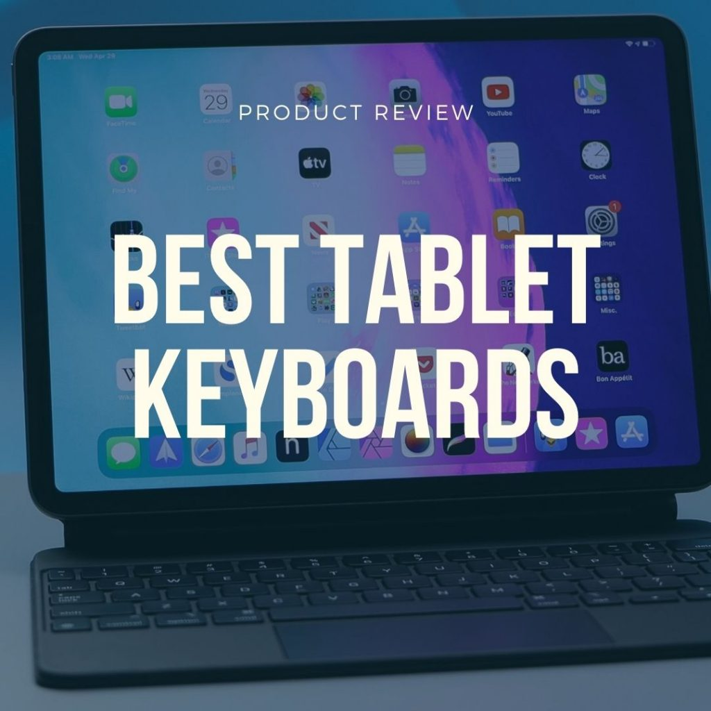 best tablet keyboards