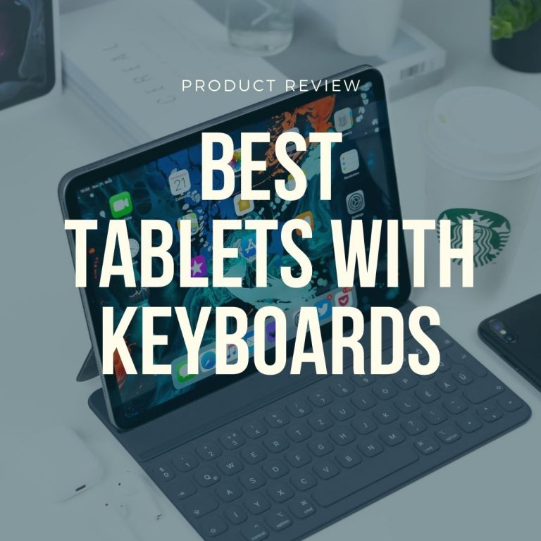 best tablets with keyboard