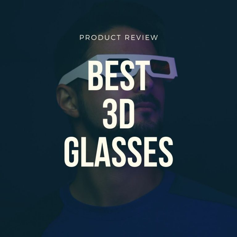best 3d glasses