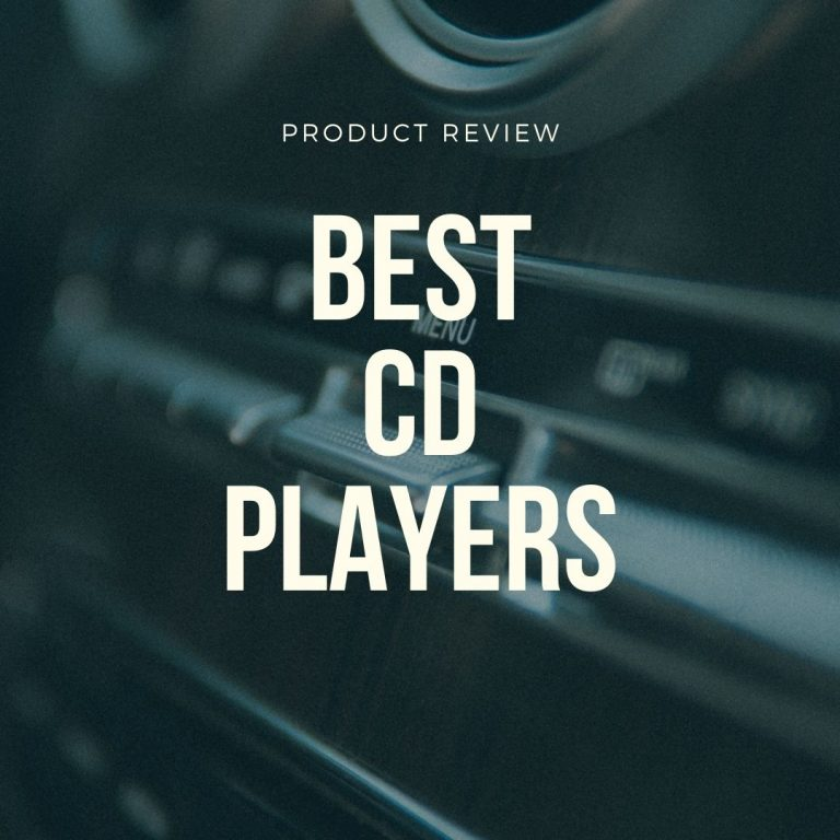 best cd players