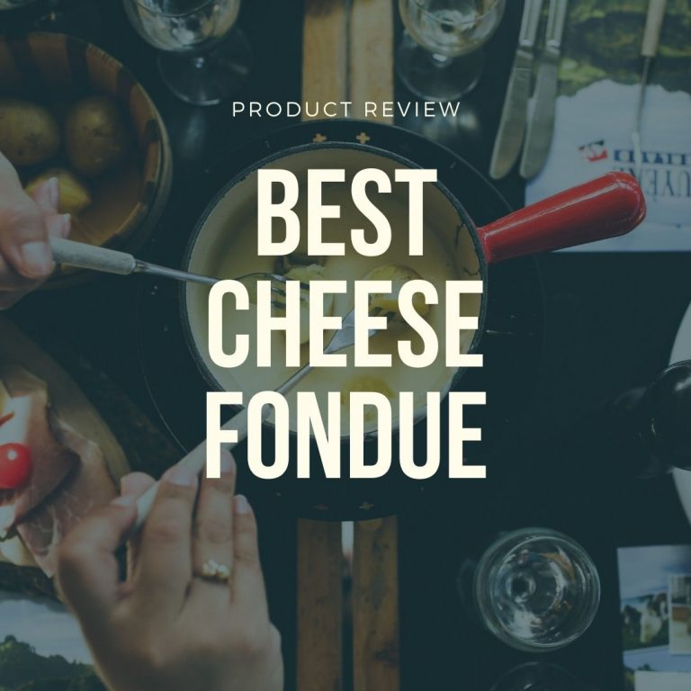 best cheese fondue pots